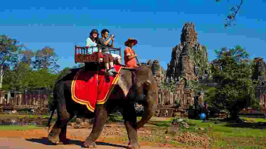 Neste ano, quase dois milhões de turistas compraram ingressos para conhecer o templo - Getty Images