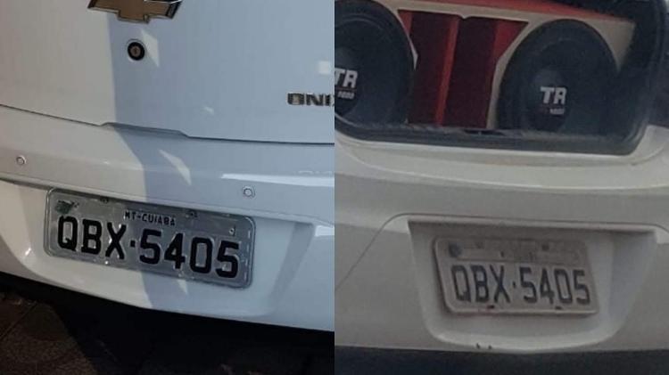 Divulgação/PM-MT