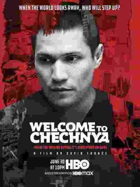 """""""Welcome to Chechnya"""" estreia no dia 30 de junho nos Estados Unidos  - Divulgação"""