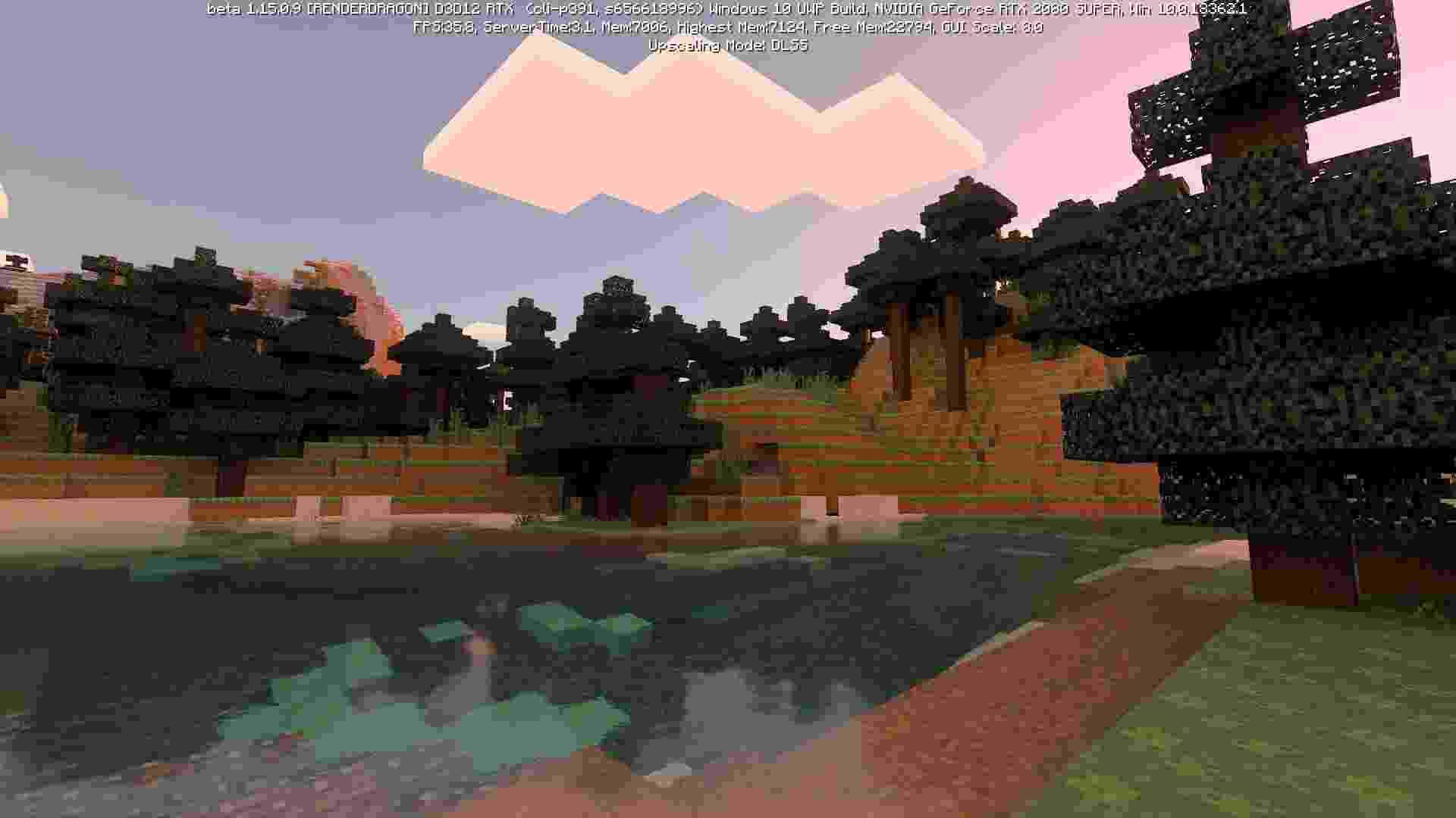 Minecraft com Ray Tracing - Sammy Anderson/GameHall