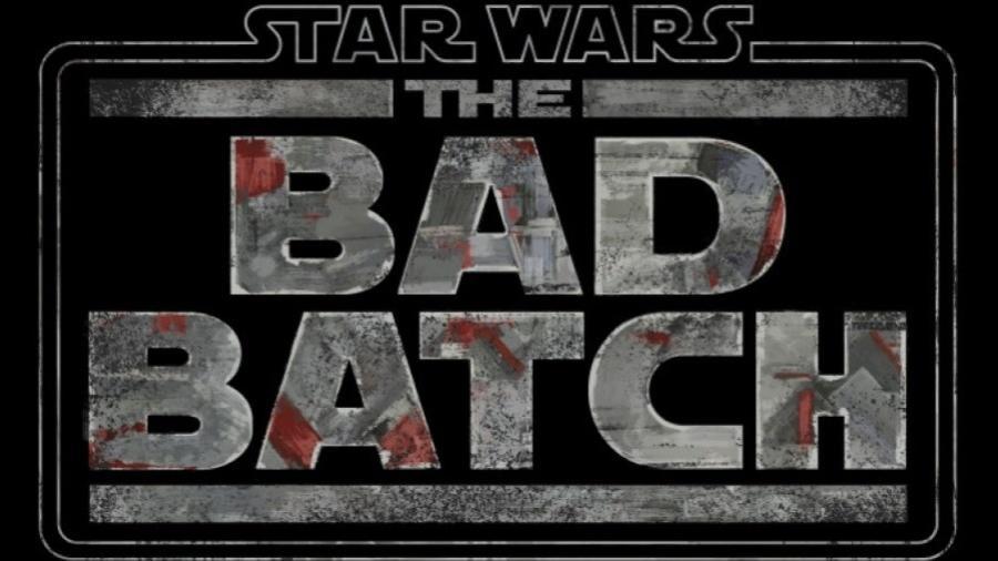 """O logo de """"Star Wars: The Bad Batch"""" - Reprodução"""