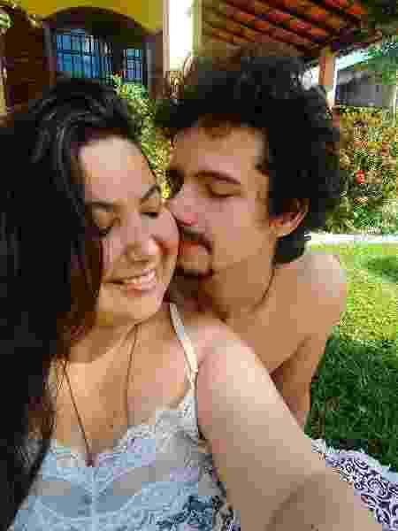 Mariana Xavier e o namorado, Diego Braga - Reprodução / Instagram