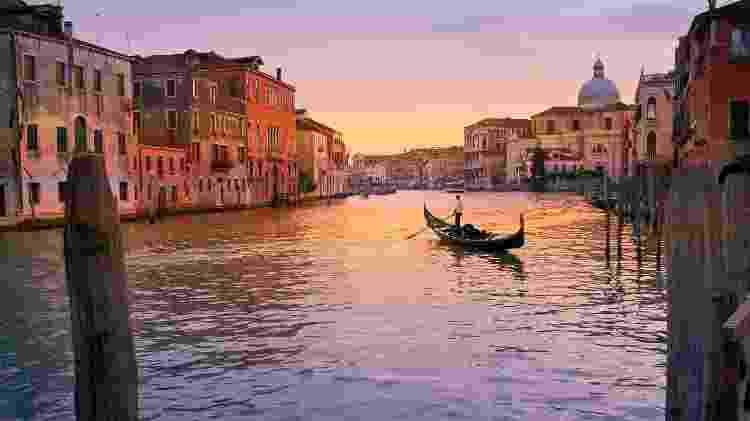 Veneza: canais são atração na cidade - Jan Sandvik / EyeEm/Getty Images - Jan Sandvik / EyeEm/Getty Images