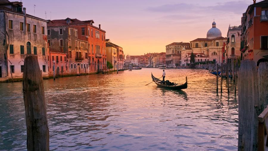 Veneza: canais são atração na cidade - Jan Sandvik / EyeEm/Getty Images