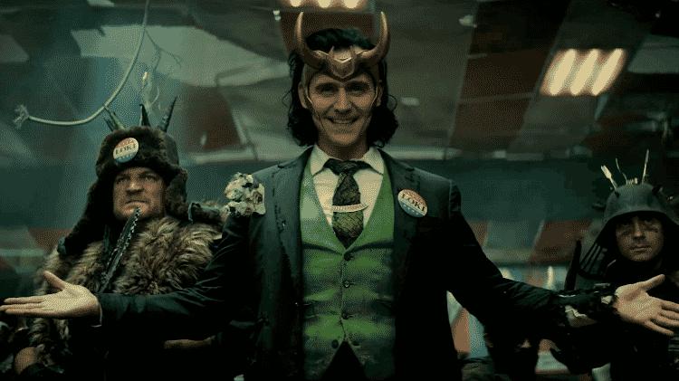 Loki - Reprodução - Reprodução