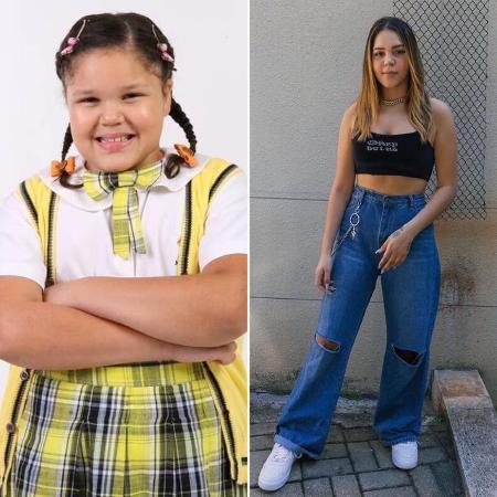 Aysha, filha de Simony - Reprodução/Instagram