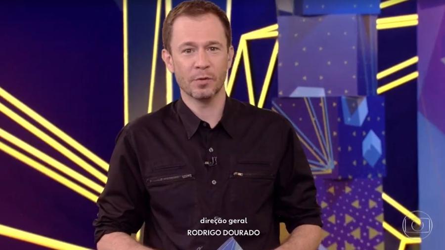 BBB 21: Tiago Leifet durante programa do dia 08/04 - Reprodução/ Globoplay