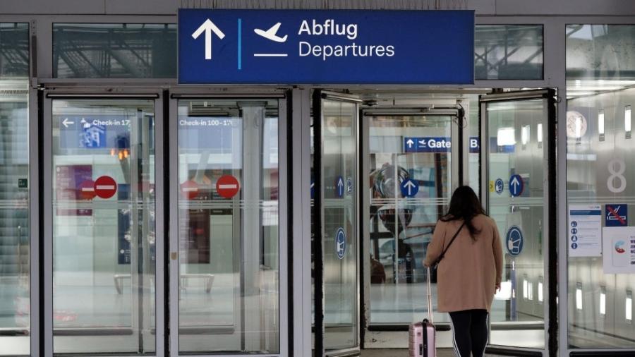 Aeroporto na Alemanha - Henning Kaiser/Getty Images