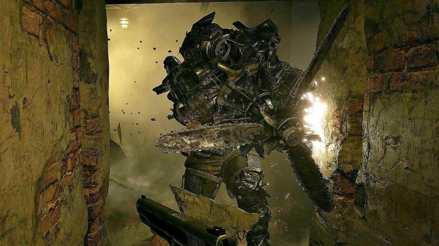 Sturm Resident Evil Village - Reprodução/Capcom