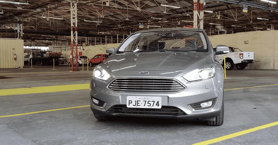 Ford Focus Fastback Titanium - Eugênio Augusto Brito/UOL
