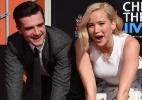Jennifer Lawrence é eleita estrela de cinema mais valiosa de 2015 - AFP