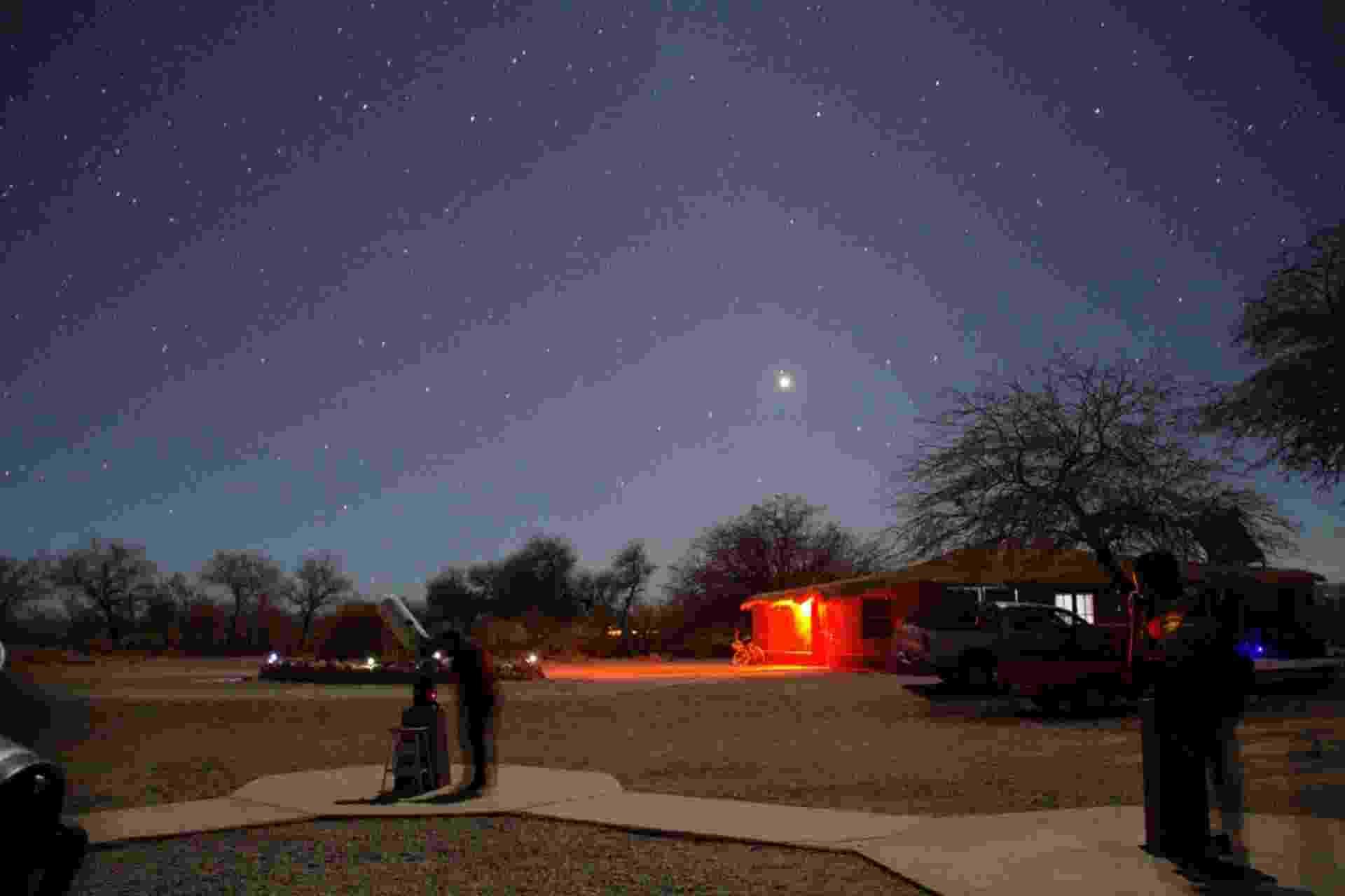 Dono de um dos céus mais limpos do planeta - com direito a 330 noites estreladas por ano, o Atacama é um dos melhores lugares para observação astronômica - Eduardo Vessoni/UOL