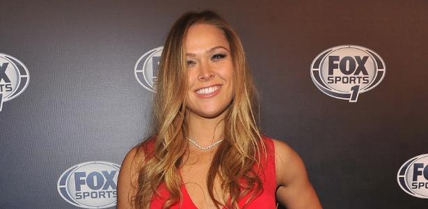 Ronda Rousey foi nocauteada por Amanda Nunes no UFC 207 - Getty Images