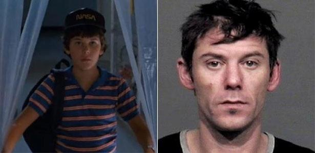 """Joey Cramer tinha 12 anos quando fez o filme """"O Vôo do Navegador"""", de 1986  - Reprodução"""