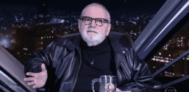 Jô Soares pode até sair da TV aberta, mas não vai parar de trabalhar tão cedo - Reprodução/TV Globo