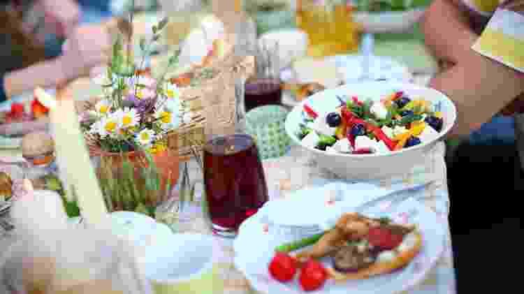 Dieta/ Prato saudável - iStock - iStock