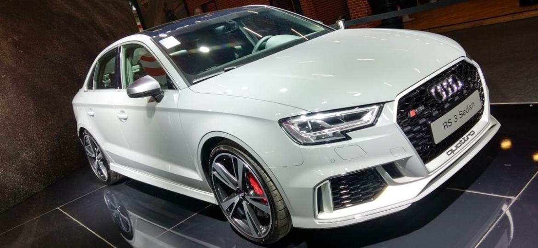 Audi RS3 2018 - Arthur Caldeira/Infomoto