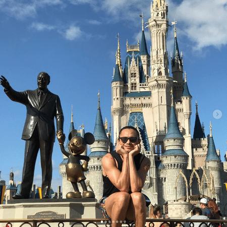 Silvero Pereira na Disney - Reprodução/Instagram/silveropereira