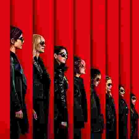 """Pôster do filme """"Oito Mulheres e Um Segredo"""" - Reprodução"""