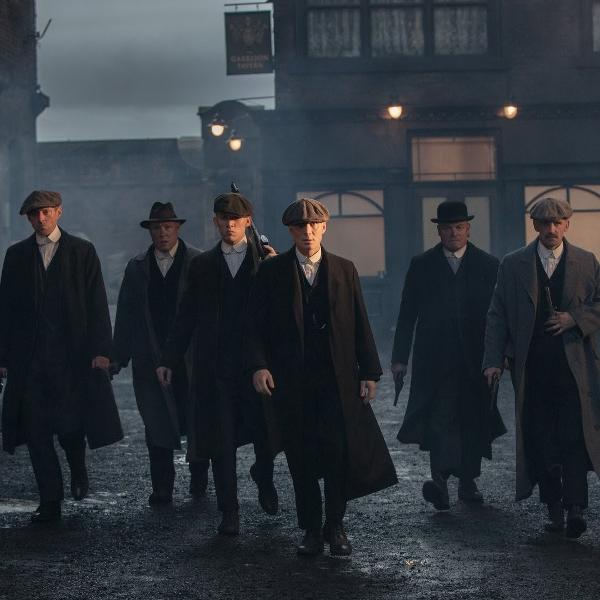 Elenco da série britânica 'Peaky Blinders'
