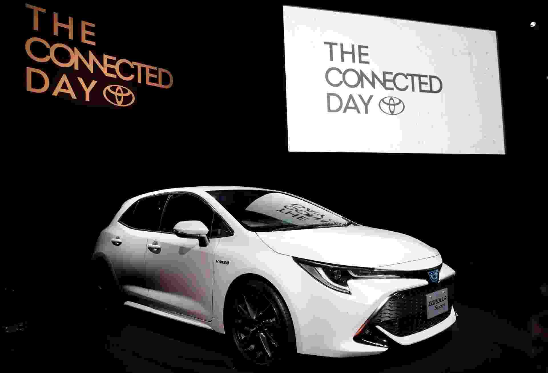 Toyota Corolla Sport Japão - Kim Kyung-Hoon/Reuters
