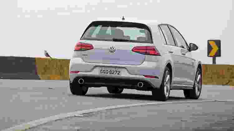 VW Golf GTI - Murilo Góes/UOL - Murilo Góes/UOL