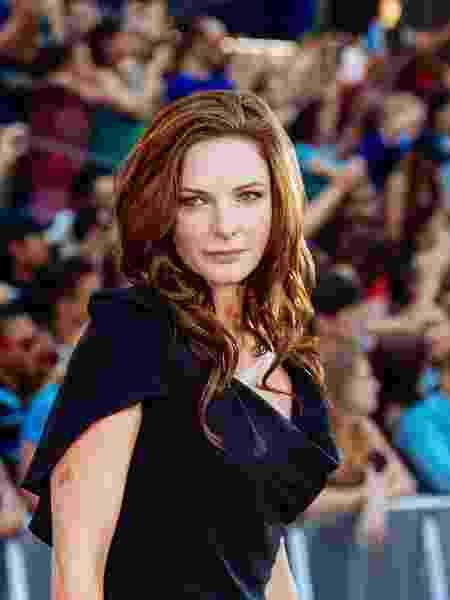 """Rebeca Fergunson, atriz de """"Missão Impossível - Grant Lamos IV/Getty Images"""