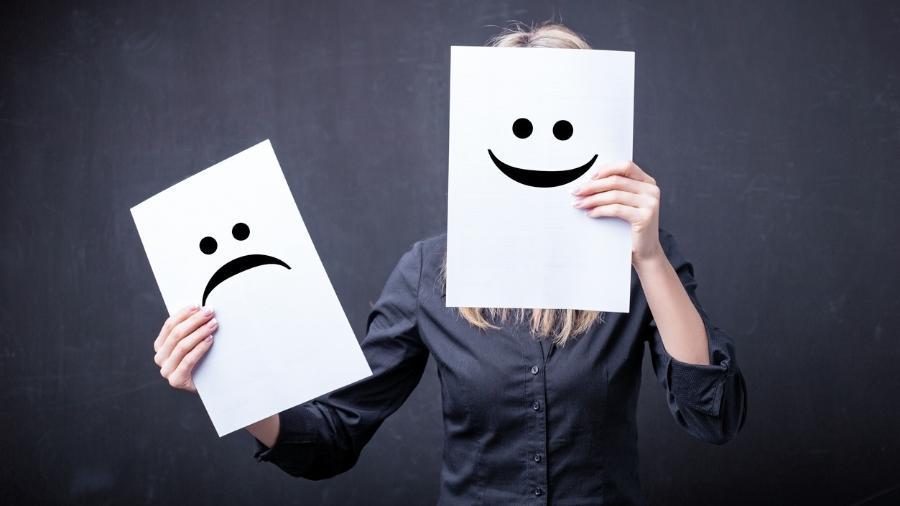 """""""Será que sou bipolar?"""" Oscilação de humor não é suficiente para responder essa pergunta - iStock"""