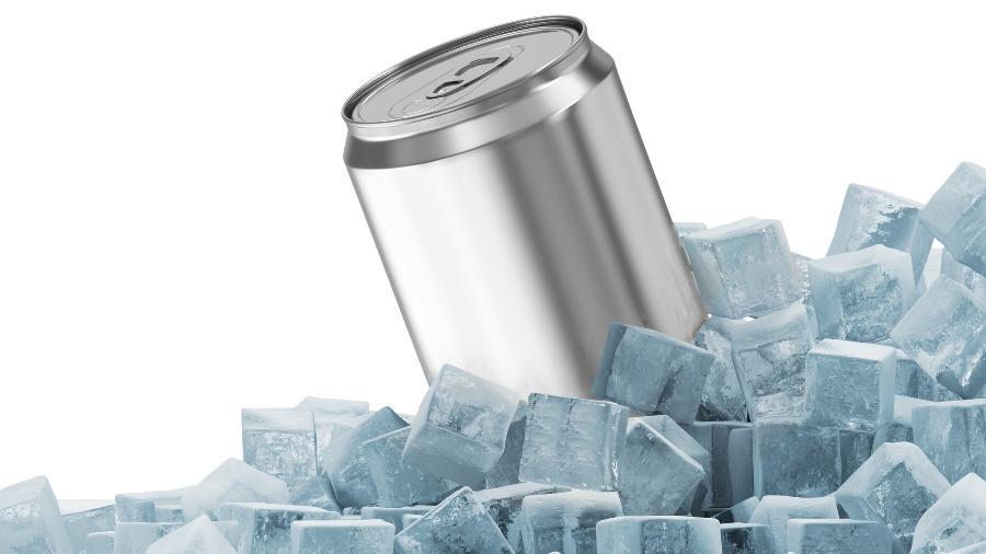 O formato do gelo que tiramos do freezer é apenas uma das estruturas - rasslava/Getty Images/iStockphoto