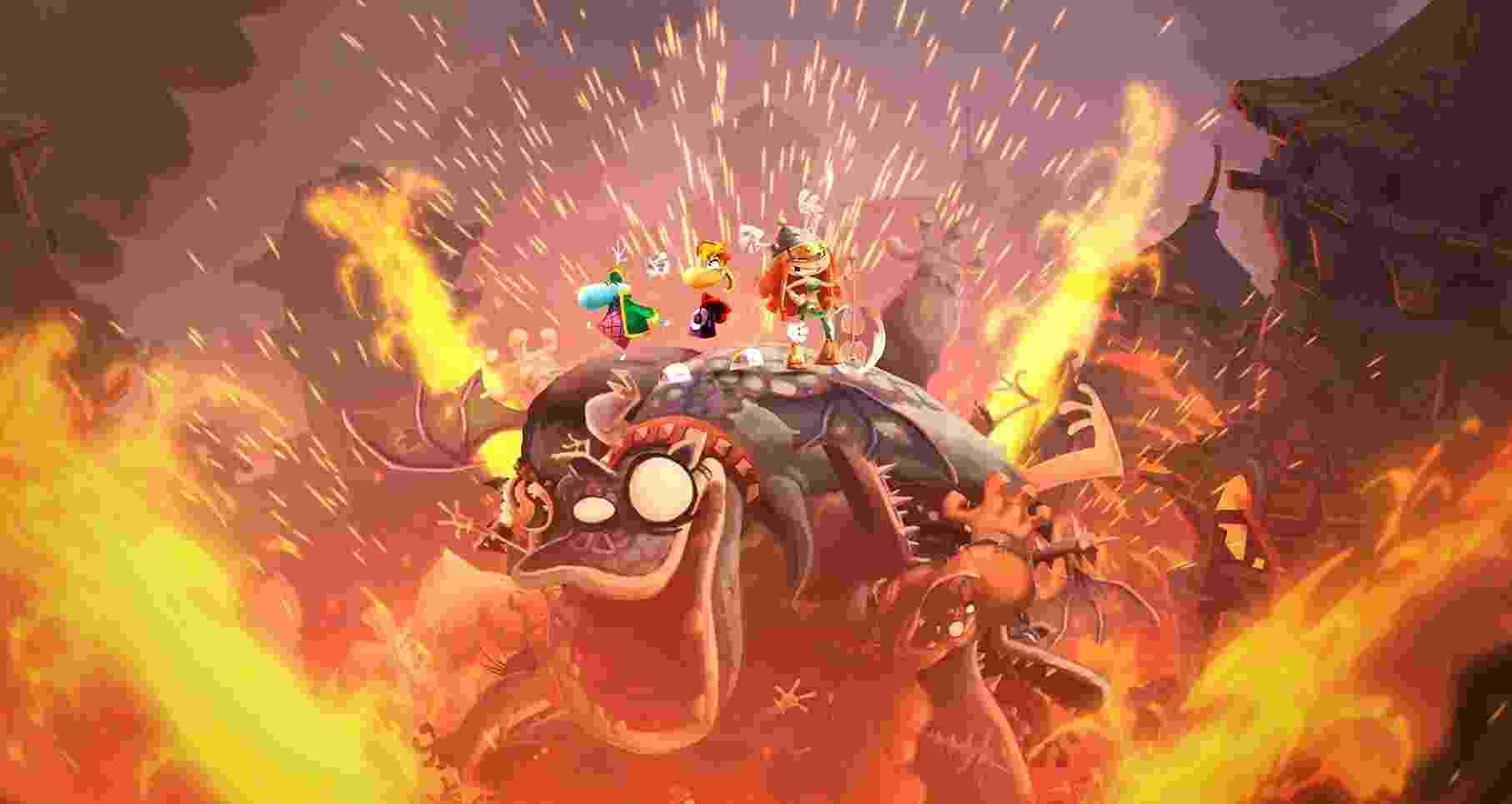 Rayman Legends - Divulgação