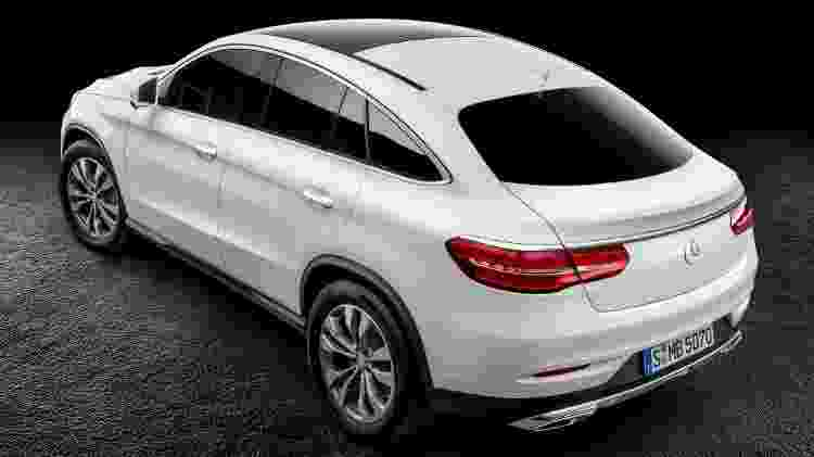 Mercedes-Benz GLE (1ª geração) - Divulgação - Divulgação