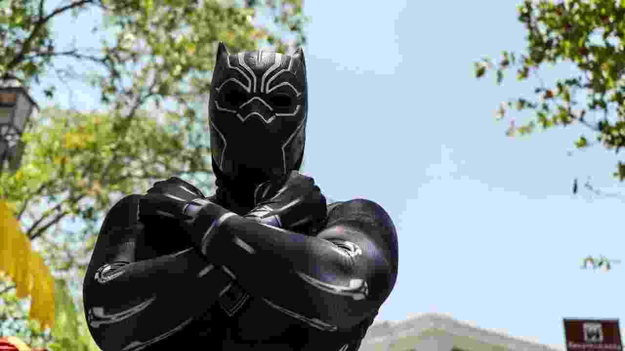 Bloco dos super-heróis - Thiago Brandão/UOL