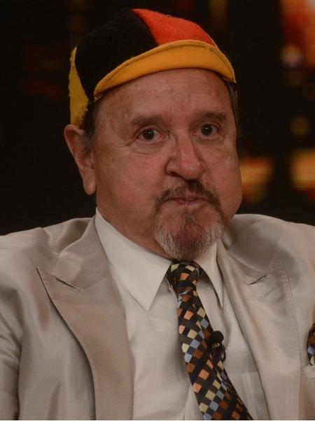 Carlos Villagrán, intérprete de Quico em Chaves - Reprodução