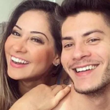 Mayra Cardi comenta sobre se voltaria com o ex, Arthur Aguiar - Reprodução