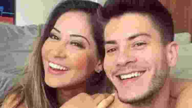 Mayra Cardi e Arthur Aguiar se separaram neste ano - Reprodução - Reprodução
