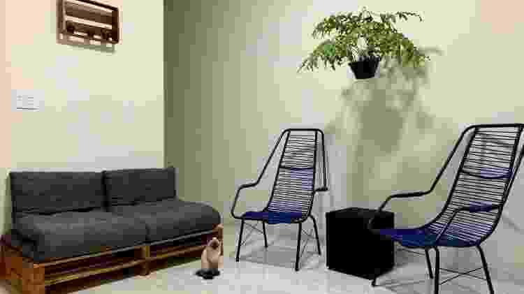 Sala de Julia - Arquivo Pessoal - Arquivo Pessoal