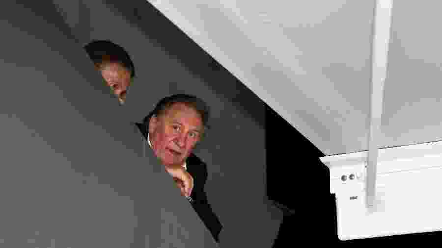 Gerard Depardieu é investigado na França por estupro de uma atriz de 20 anos - Ernesto S. Ruscio/Getty Images for Fondazione Alda