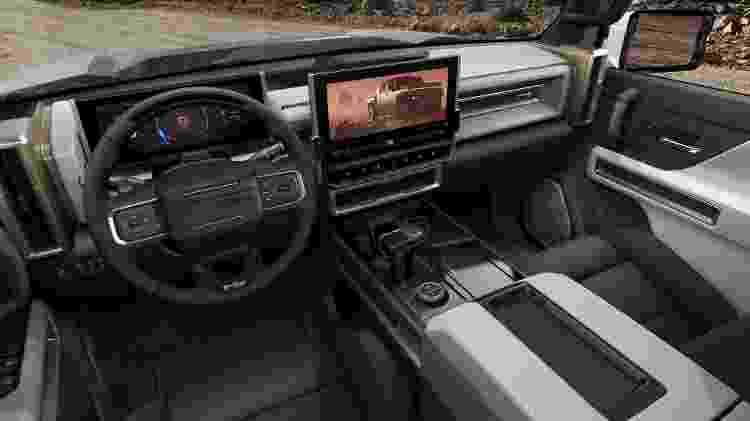 Hummer EV 2 - Divulgação - Divulgação