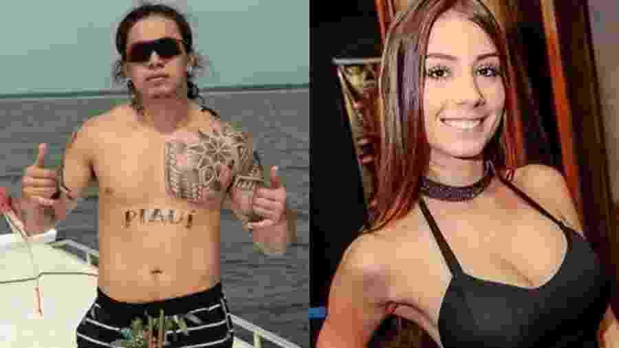 Whindersson Nunes e Maria Lina têm trocado mensagens carinhosas nas redes - Reprodução/Instagram
