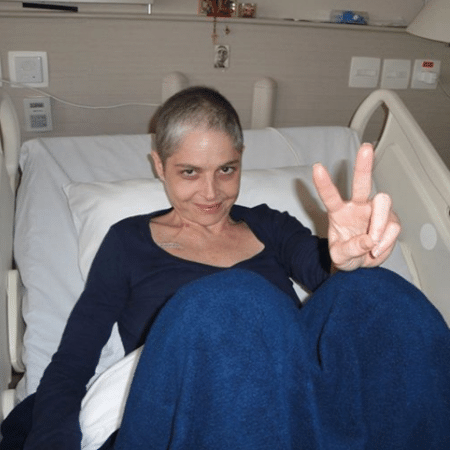 Drica Moraes aproveitou lembrança sobre leucemia para estimular tratamento em meio a pandemia - Reprodução/Instagram/@oficialdricamoraes