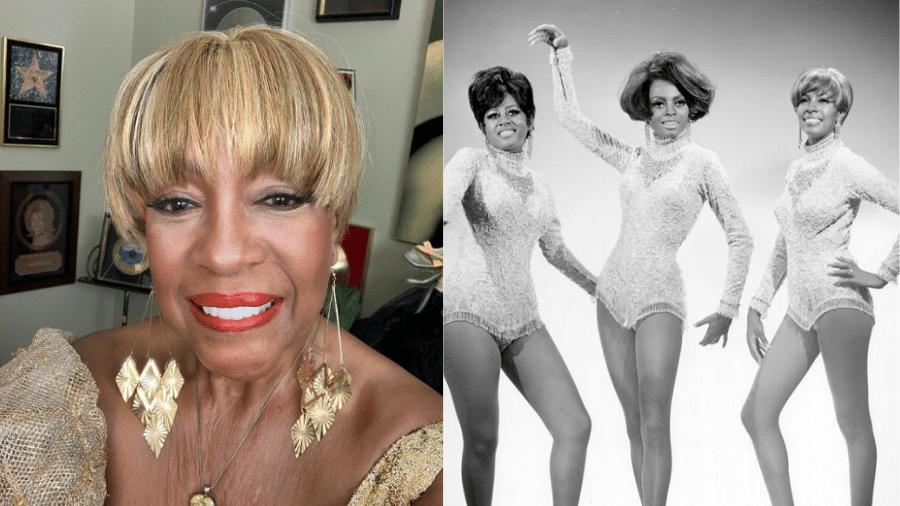 Mary Wilson, do The Supremes, faleceu aos 76 anos; ela teve parceria bem sucedida com Diana Ross nos anos 1960 - Reprodução/Instagram