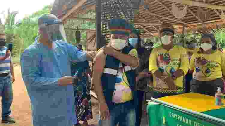 Vacinação - Fiocruz - RO - Fiocruz - RO