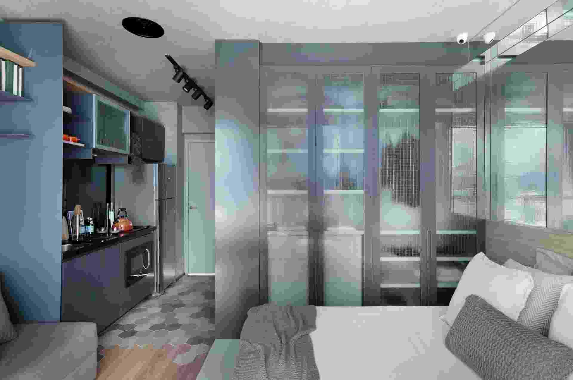 Microespaço - Três Arquitetura - Mariana Orsi