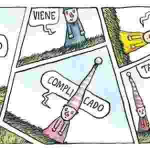 """Tirinha de """"Macanudo"""" feita pelo desenhista argentino Liniers - Divulgação/Macanudismo"""