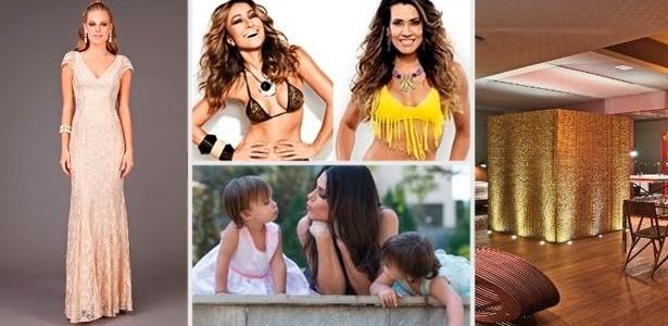 O Pinterest do UOL traz painéis de Casamento, Beleza, Pais e Filhos e Decoração - Arte/UOL