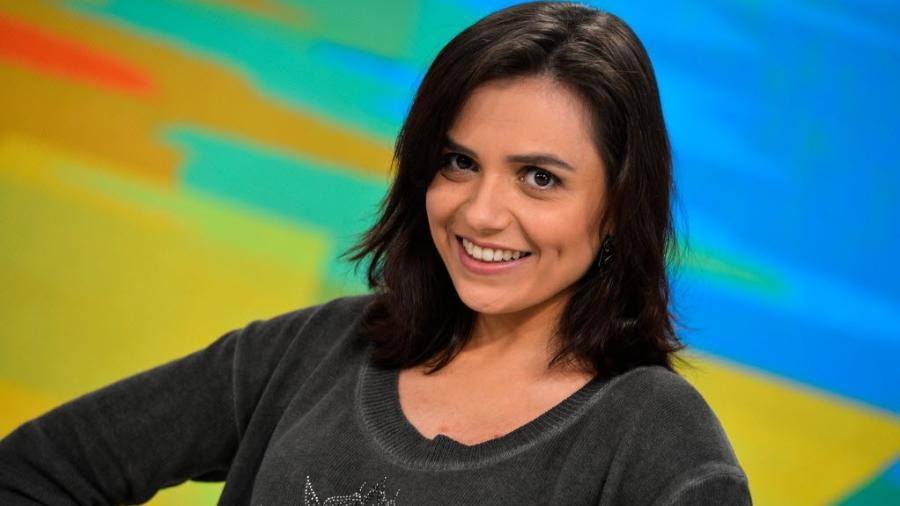 """Monica Iozzi deixou o """"Vídeo Show"""" no início de 2016 - André Lobo/UOL"""