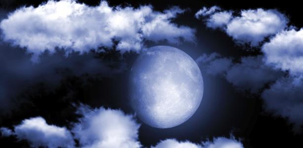 A localização da Lua no mapa astral revela características emocionais do indivíduo - iStock Images