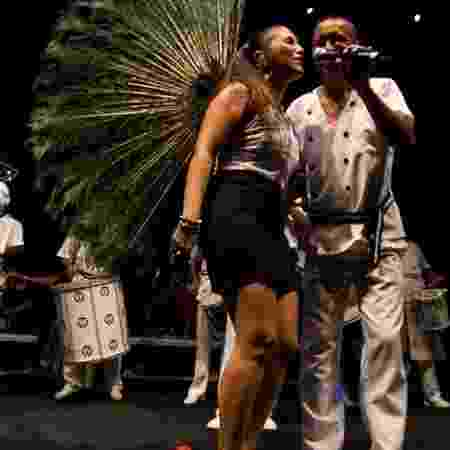 Maria Rita faz show com o Bola Preta na Fundição Progresso - Divulgação