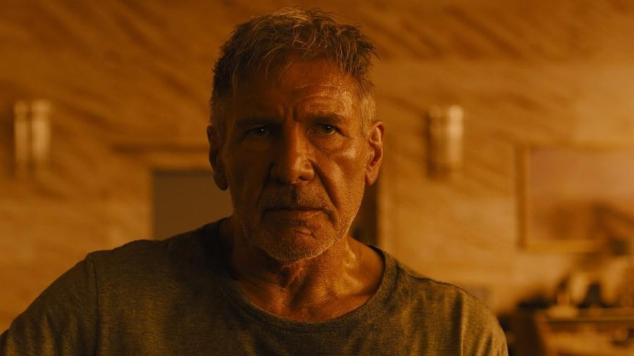 """Harrison Ford em """"Blade Runner 2049"""" - Divulgação"""