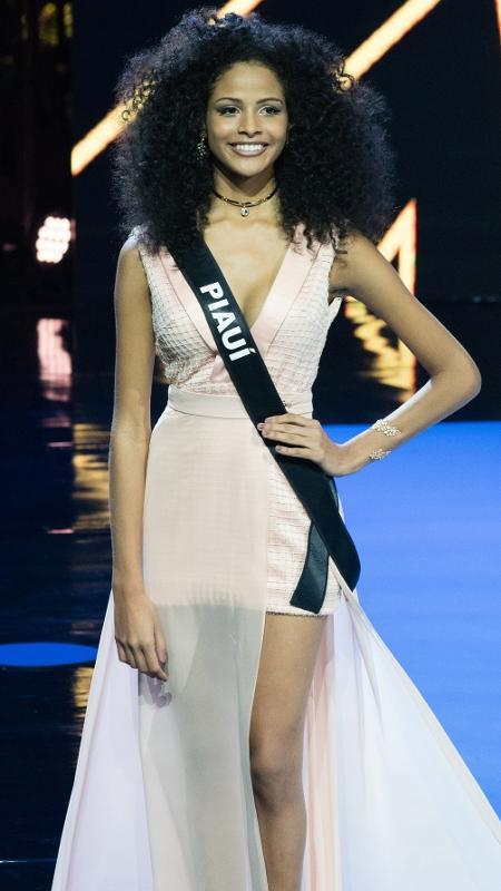 Monalysa Alcântara, Miss Brasil Be Emotion 2017 - Divulgação